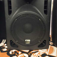 Gemini RS410 Powered Speaker