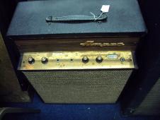 Ampeg REVERBOJET GOLDENGLOW  J12-R Guitar  TUBE Amp Vintage LATE 60's image