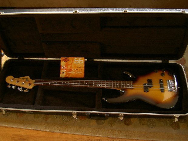 Fender Precision Bass Lyte 1994