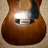 <p>Vintage 1961 Gibson LG-0 acoustic guitar made in the usa</p>  for sale