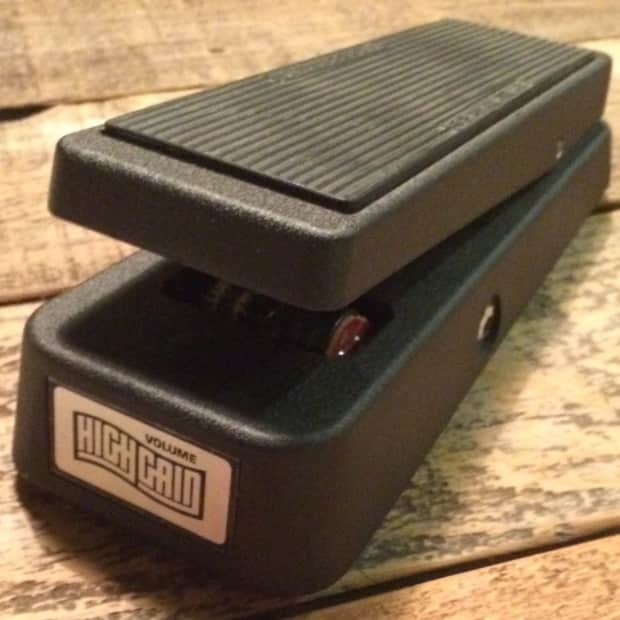 dunlop gcb80 high gain volume pedal reverb. Black Bedroom Furniture Sets. Home Design Ideas