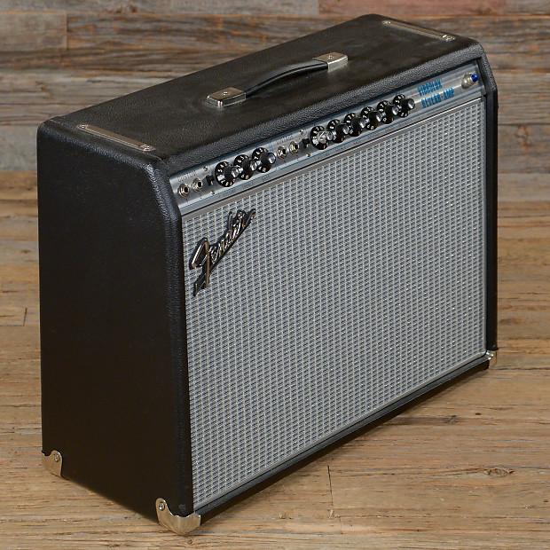 Vintage Fender Vibrolux Reverb 22
