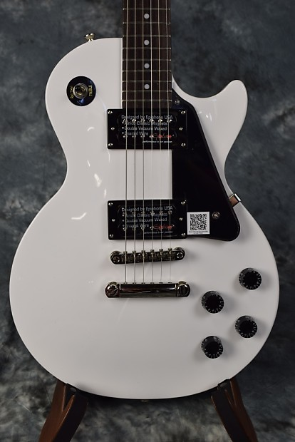 epiphone les paul studio alpine white reverb. Black Bedroom Furniture Sets. Home Design Ideas