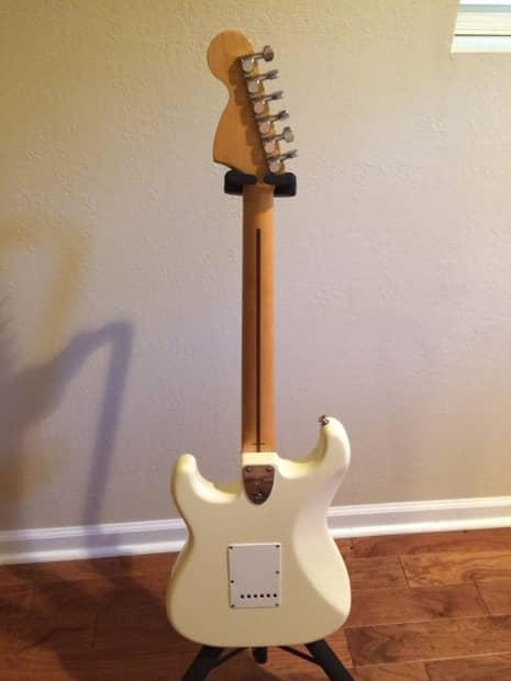 Fender reissue serial numbers