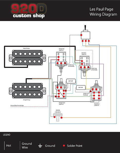 gibson sg wiring diagram push pull gibson sg wiring diagram for 1965 #4