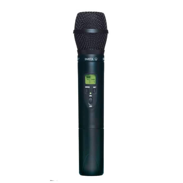 cvhc fort worth shure ulx2 87 g3 uhf handheld transmitter 470 505