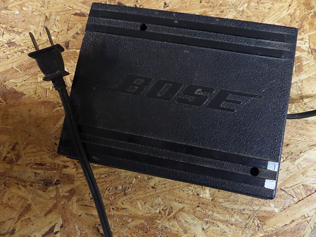 Bose 402 W P A Speakers 2 With Bose Controller Eq