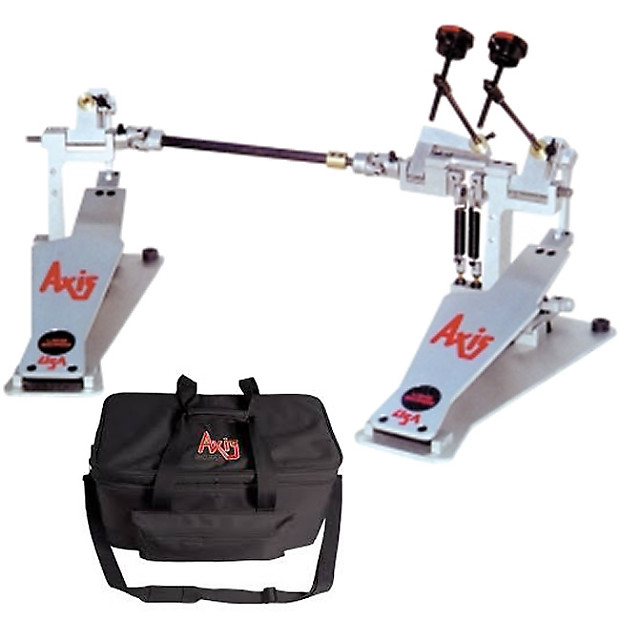 AXIS AL2 Longboard Double Bass Drum Pedal With Canvas
