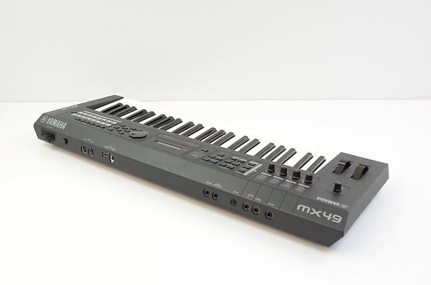 Yamaha Mx  Key Music Synthesizer Controller