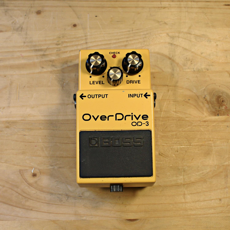 Boss — Overdrive — OD 3
