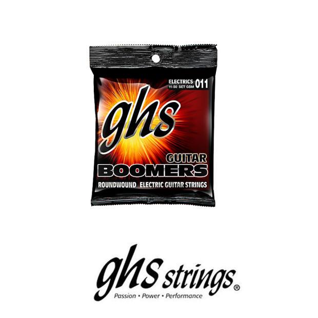 ghs gbm boomers electric guitar strings medium reverb. Black Bedroom Furniture Sets. Home Design Ideas