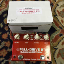 Fulltone Full-Drive 2 10th Anniversary MOSFET Edition image