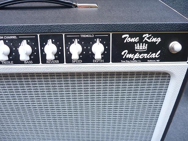 Tone King Imperial Mki Reverb