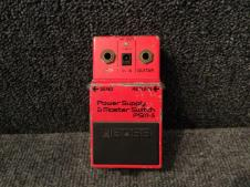 Boss PSM-5 Power Supply and Master Switch 80s-90s red image