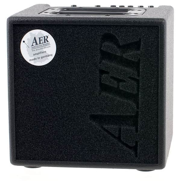 aer alpha acoustic amplifier reverb. Black Bedroom Furniture Sets. Home Design Ideas
