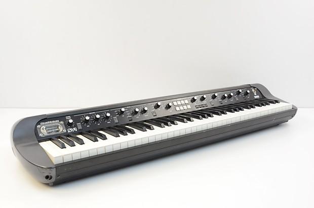 Korg Sv1 Used : korg sv1 73 stage vintage piano 73 key black sv 1 reverb ~ Vivirlamusica.com Haus und Dekorationen