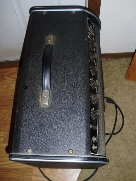Vintage traynor amplifiers think