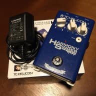 TC Helicon Harmony Singer Pedal 2013 With Box & Power Supply