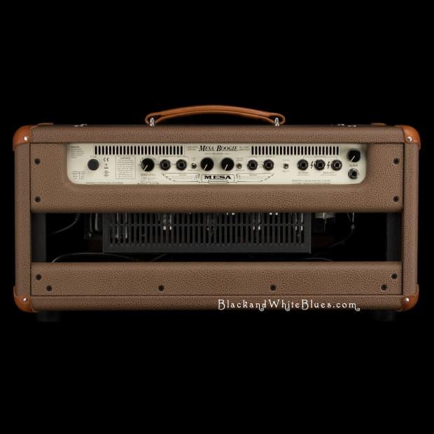 Mesa Boogie Lone Star Special Head In Cocoa Bronco Vinyl