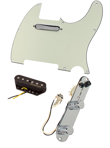 Fender Noiseless N3 Pickups Review Deluxe Guitar