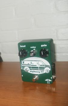 Heavy Electronics Highway 77 Green image