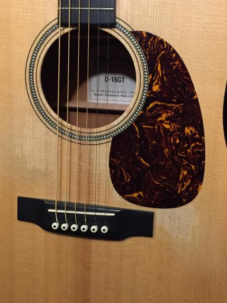 martin d 16gt with case reverb. Black Bedroom Furniture Sets. Home Design Ideas