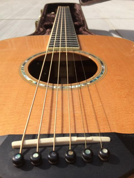 Taylors Auto Sales >> Taylor GS7 Natural Acoustic Guitar - Rosewood body and Cedar top | Reverb