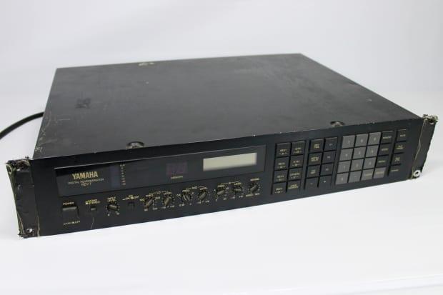 Yamaha Rev Digital Reverb