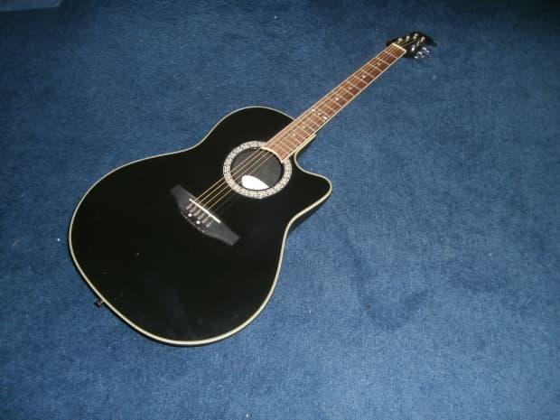 Ovation Celebrity CC 057 Acoustic Electric Guitar | eBay