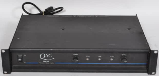 QSC RMX 1450 Power Amplifier