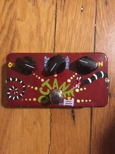 Zvex Octane 3 2002 Hand Painted image
