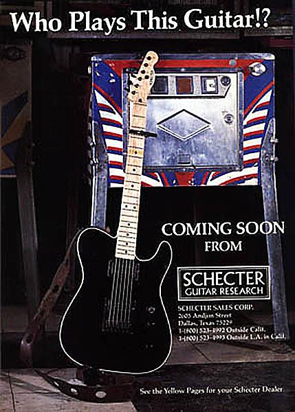 Schecter Guitar Serial Number Checker