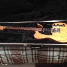 Fender Telecaster 1978 Natural Rosewood Neck image
