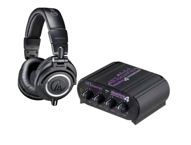 audio technica ath m50x art headamp 4 headphone. Black Bedroom Furniture Sets. Home Design Ideas