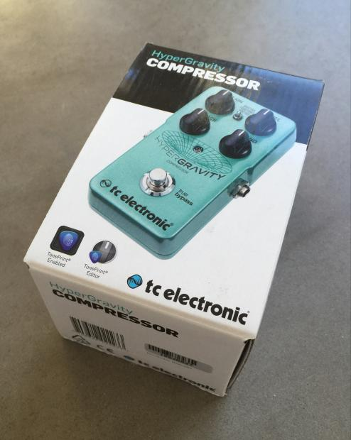 HyperGravity Compressor - TC Electronic