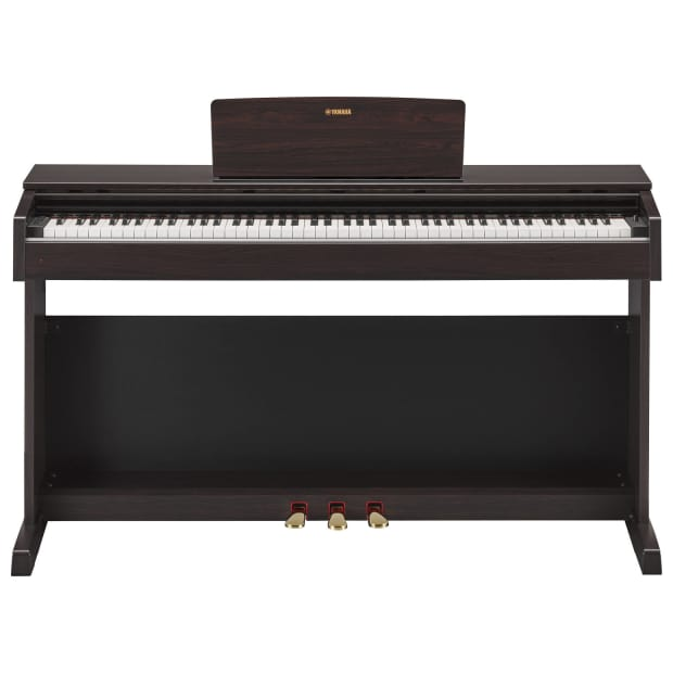 Yamaha Ydp143r Arius Rosewood Digital Piano With Bench Reverb