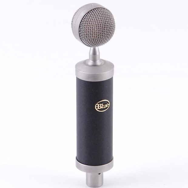 blue baby bottle condenser cardioid microphone mc 1357 reverb. Black Bedroom Furniture Sets. Home Design Ideas