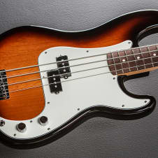 Fender Standard Precision Bass 2015 Brown Sunburst image