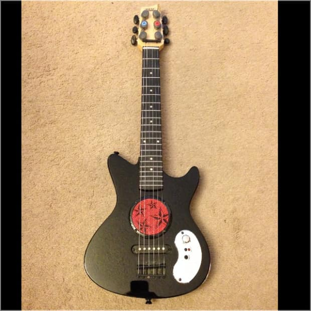 first act discovery electric guitar child travel built in reverb. Black Bedroom Furniture Sets. Home Design Ideas