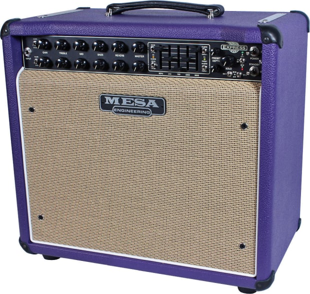 Mesa boogie express plus 5 25 combo purple reverb for Mesa boogie express 5 25