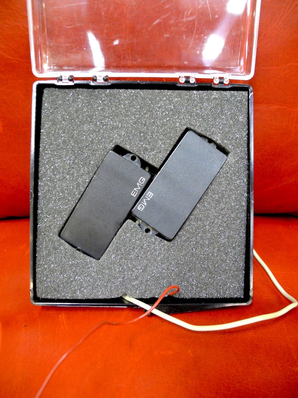 EMG Precision Bass Pickups