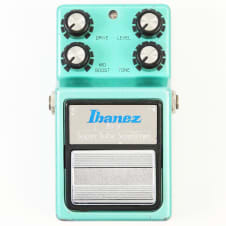 1982 Ibanez ST9 Super Tube Screamer Pedal - Very Rare Pedal in Excellent Shape! image