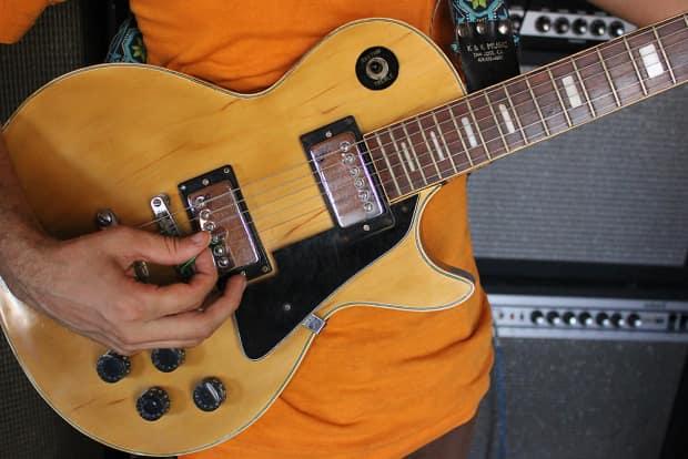 Les Paul Copy Gibson Lawsuit Vintage Electric Guitar Relic