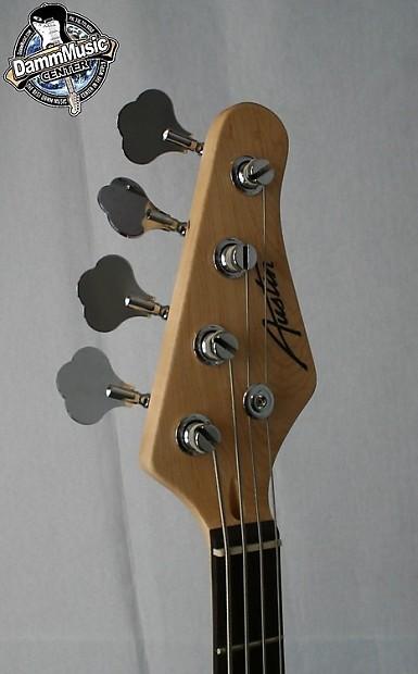 Austin Ajb300 Electric Bass Guitar Sunburst Reverb