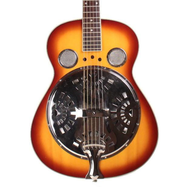 regal dobro resonator guitar w mcintyre pickup case reverb. Black Bedroom Furniture Sets. Home Design Ideas