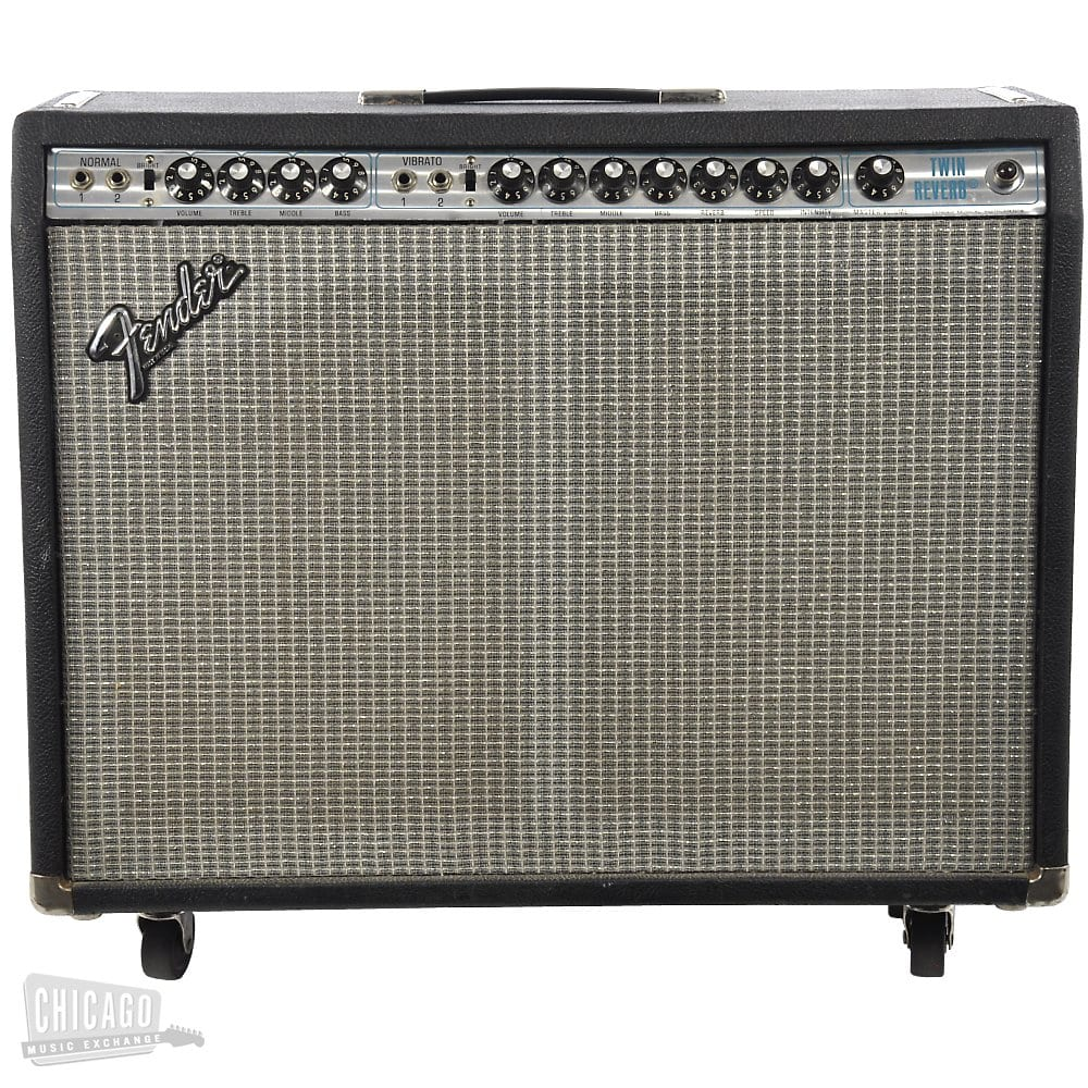 Dating fender twin reverb