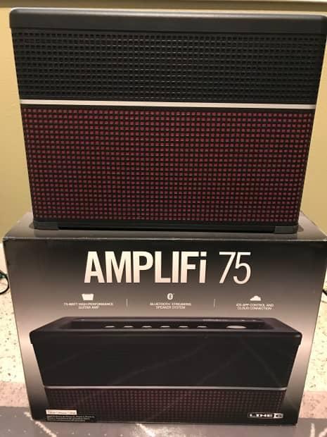 line 6 amplifi 75 2015 reverb. Black Bedroom Furniture Sets. Home Design Ideas