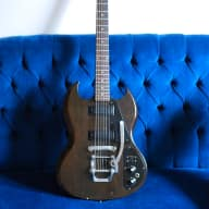 Gibson SG II Special 1972 Dark Walnut