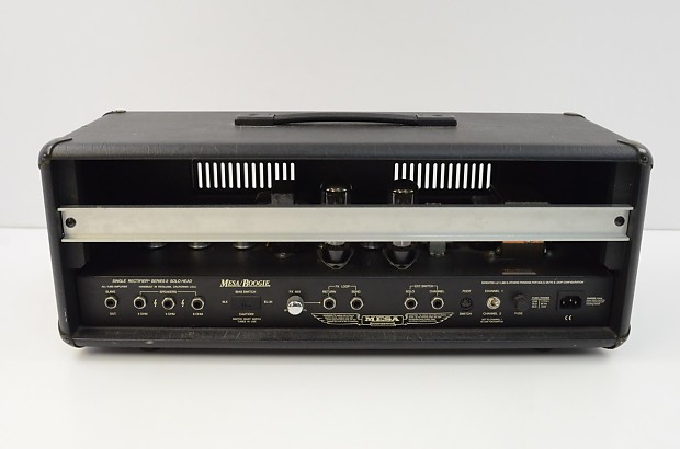 Mesa boogie rectifier serial number dating