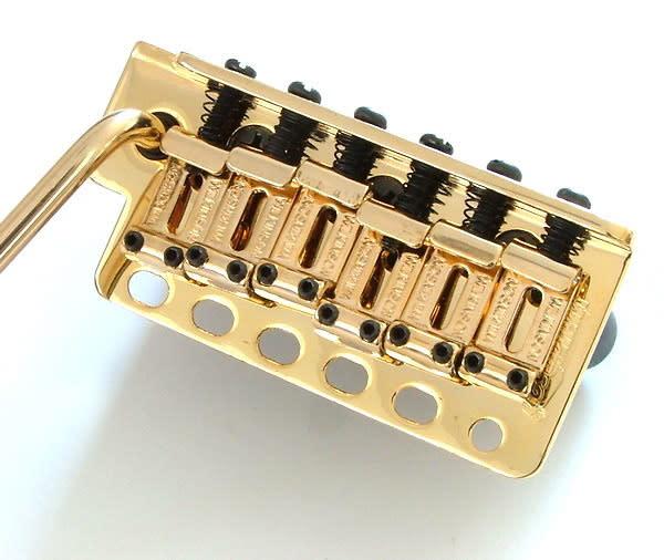 Eden Auto Sales >> Wilkinson WV6 Vintage Style Guitar Tremolo Bridge Gold ...